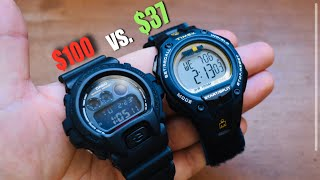 Is The Timex Ironman The BEST G-Shock Alternative?