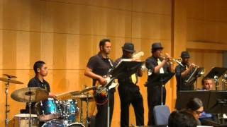 West Covina HS Jazz Band - The Daily Blues
