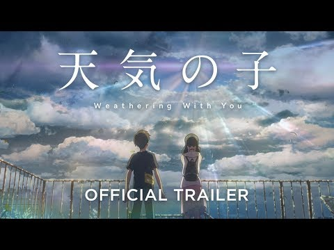 Video trailer för English Subtitled Trailer. Weathering With You [Official GKIDS]