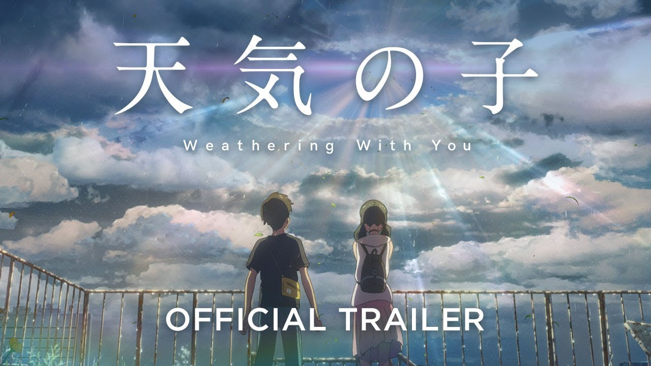 Trailer för Weathering with you