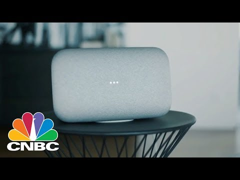 Google Unveils New Smart Speaker, The Google Home Max   CNBC