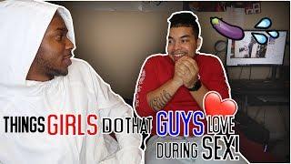 Things Girls Do That Guys Love During SEX!! Ft JJ Royalty😆🤷♂️(HILARIOUS)