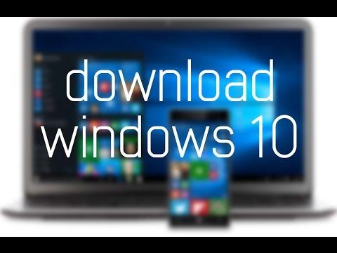 Video (CARA) Unduh Windows 10 [ Bahasa Indonesia ]