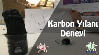 Karbon Yılanı Deneyi