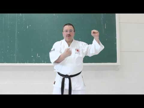Learning Uchi Uke