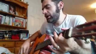 Mark Lanegan -mocking birds (acoustic cover)