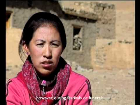 Testimonies of people from the Himalayas...their dreams, experiences, agonies...