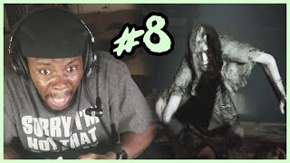 JUST LEAVE ME ALONE! - Outlast 2 Gameplay Walkthrough Part 8