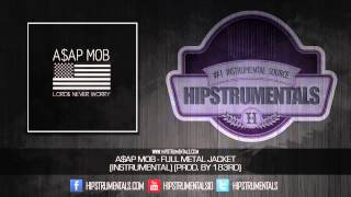 A$AP Mob - Full Metal Jacket [Instrumental] (Prod. By 183rd) + DOWNLOAD LINK