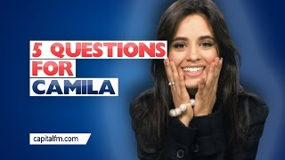 Watch Camila Attempt An English Accent!