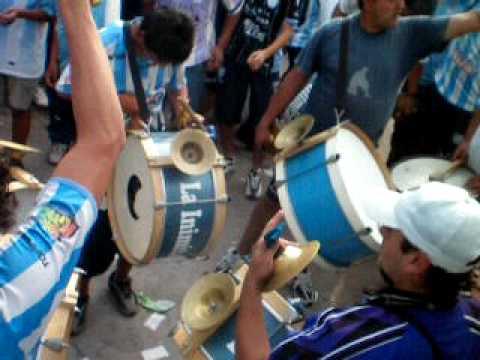 """""""atletico tucuman vs gimnasia de la plata"""" Barra: La Inimitable • Club: Atlético Tucumán"""