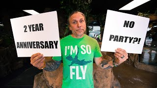 TWO YEAR REPTILE ZOO ANNIVERSARY!! NO PARTY THIS YEAR!!   BRIAN BARCZYK