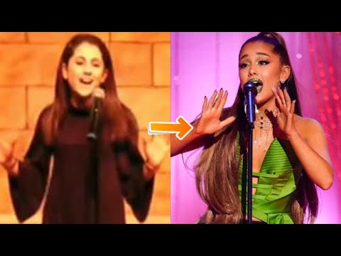 Ariana Grande Singing 'The Wizard and I' 12 YEARS LATER | Vocal Comparison