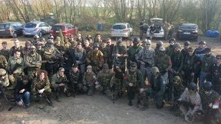 preview picture of video 'Tier One: Breaking Point II 16/03/2014 - Jg aug a3 - airsoft war'