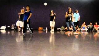 Chromeo - Fancy Footwork choreo by Zaihar (12th Aug 2010)