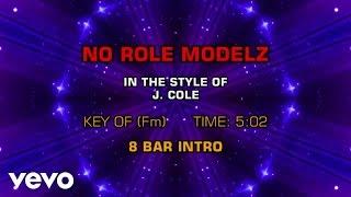 J. Cole   No Role Modelz (Karaoke)