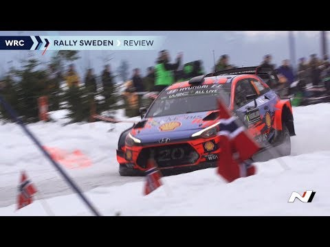 Rally Sweden Review - Hyundai Motorsport 2019