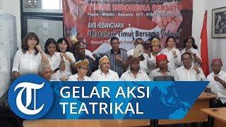 Timur Indonesia Bersatu akan Gelar Aksi Teatrikal Rajut Kebhinekaan 12 Oktober Mendatang