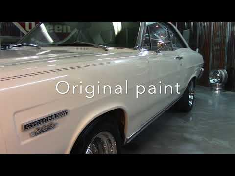 Video of '67 Cyclone - MZBM