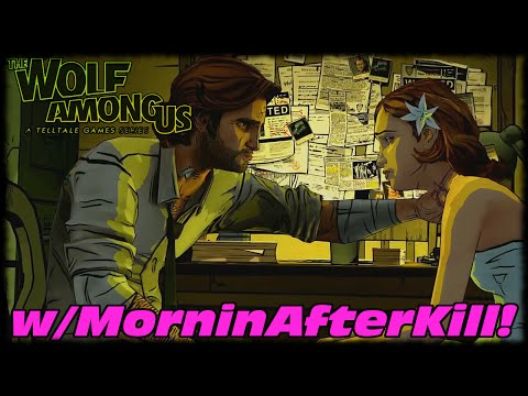 The Wolf Among Us : Episode 4 - In Sheep's Clothing Playstation 3