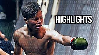 Tenshin Nasukawa kickboxing and MMA highlights
