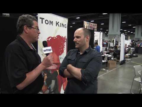 Vidéo de Tom King