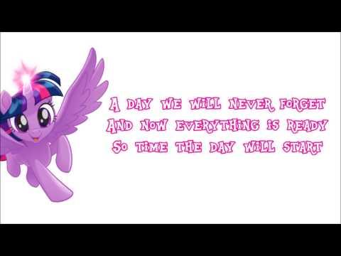 "My Little Pony: The Movie ""Song Teaser"" Lyrics"