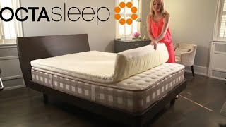 OCTAsleep Topper | Anwendervideo