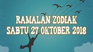 Ramalan Zodiak Sabtu 27 Oktober 2018: Aries dalam Posisi Genting, Zodiakmu?