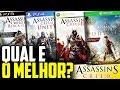 Saga Assassin 39 s Creed Do Pior Ao Melhor Jogo