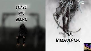 Leave My Masquerade | Video Mashup | NF & Linkin Park