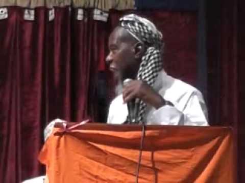 Isamic Scholarticism, between Yesterday & Today (Yoruba) - Alh Isa Akindele