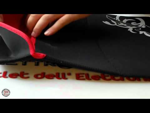 Unboxing Borsa double-face in Neoprene per PC 15 pollici