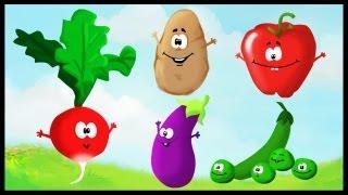 Apprendre Les Légumes En Samusant (francais)