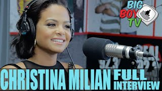 BigBoyTV - Christina Milian on the