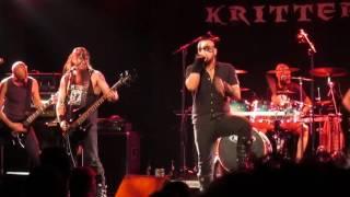 KRITTER - Sucker - Metal Fest, Salamanca - España