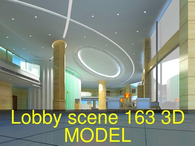 Lobby scene 163