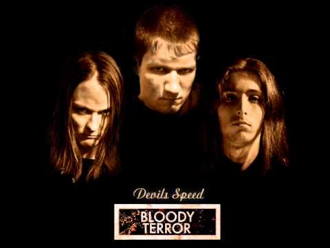 Bloody Terror - Devils Speed (single 2014)