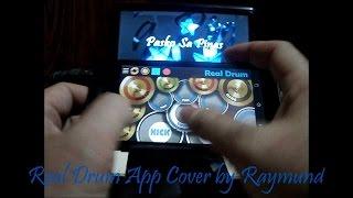 Ang Pasko Sa Pinas - Yeng Constantino (Real Drum App Cover by Raymund)