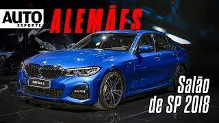 Audi Q8, BMW Série 3 e outros alemães confirmados para o Brasil no Salão de SP
