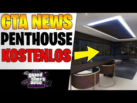 CASINO DLC PENTHOUSE GRATIS - TWITCH PRIME | Gta 5 Online News Deutsch German