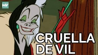 Cruella De Vils FULL STORY - Why Shes A Great Villain: Discovering Disney