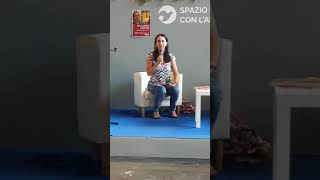 Sara Allegrini al Meeting di Rimini