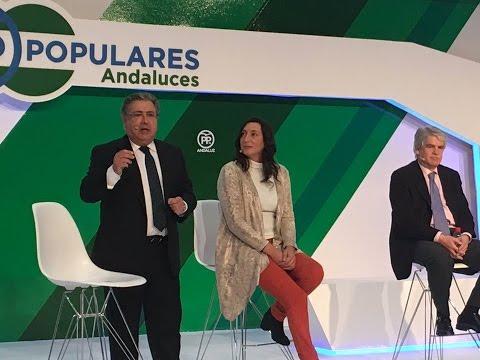 Juan Ignacio Zoido defiende el pacto de Estado contra la violencia de género