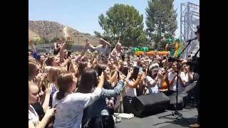 Drake Bell - Found A Way (Acoustic) - Agoura High School 2016