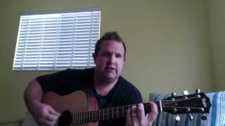 Times of Grace Willing Acoustic Cover----Bryan Whitley