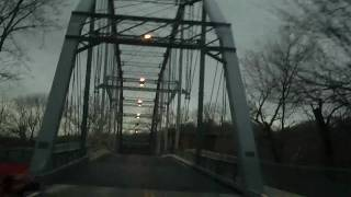 preview picture of video 'Singing Bridge in Frankfort, KY.'