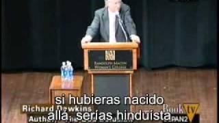 Dawkins contesta la pregunta quot Y qu si ud se equivoca quot