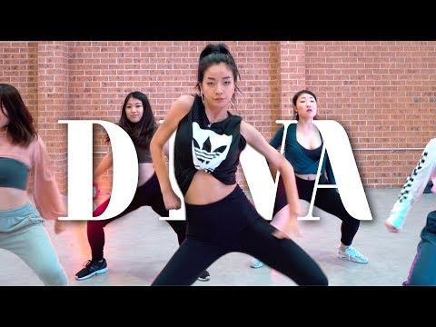 Beyoncé - Diva | iMISS CHOREOGRAPHY