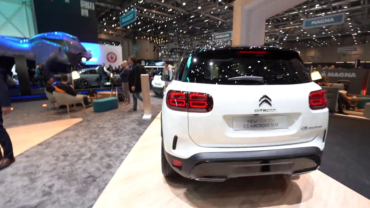 Motoroctane Youtube Video - Citroen C5 AirCross - Coming to India | Hindi | MotorOctane